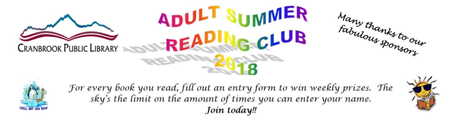 summer reading adult
