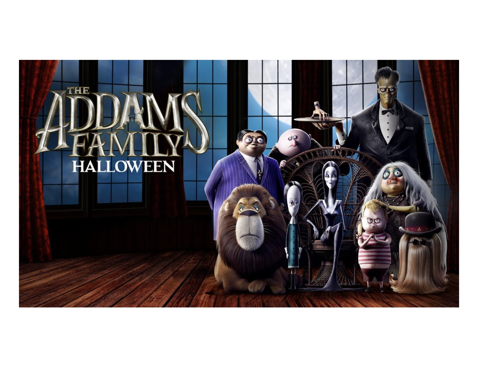 Movie Club - Adams Family Halloween @ Cranbrook Public Library Manual Training Room
