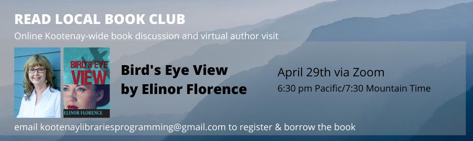 Read Local website Banner Elinor Florence